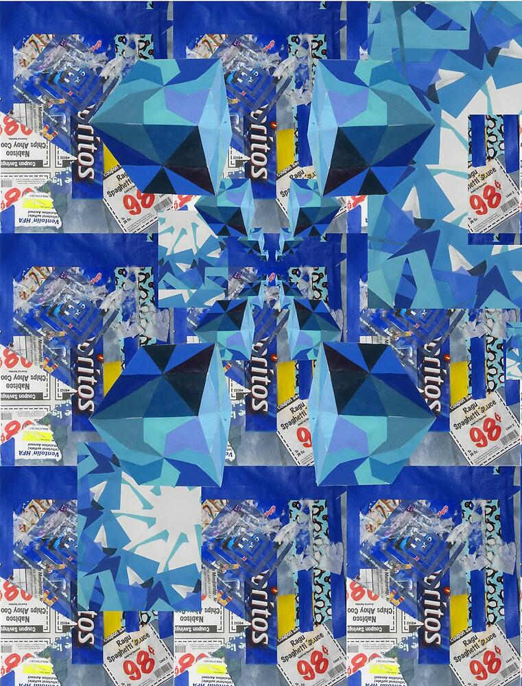 Blue Doritos by Grahammichael