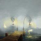 The Docks by shakusaurus