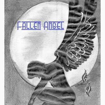 Castiel - Fallen Angel by Enigma2005