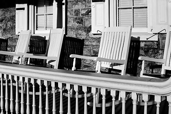 Have A Seat by Raymond  Snip