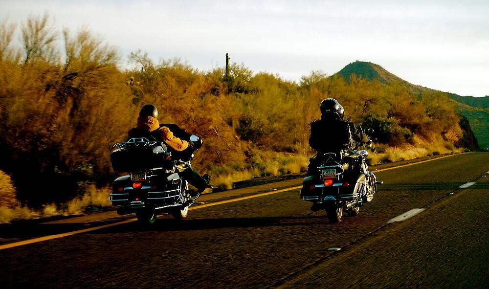 Bikers, AZ by ADayToRemember