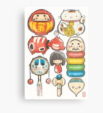[Special Lucky Toy Box] Metal Print