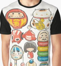 [Special Lucky Toy Box] Graphic T-Shirt