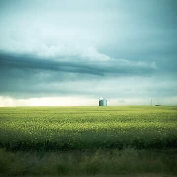 Alberta Prairies by ajlphotography