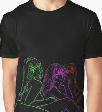3 Way Graphic T-Shirt