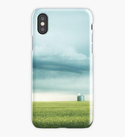 Alberta Prairies iPhone Case