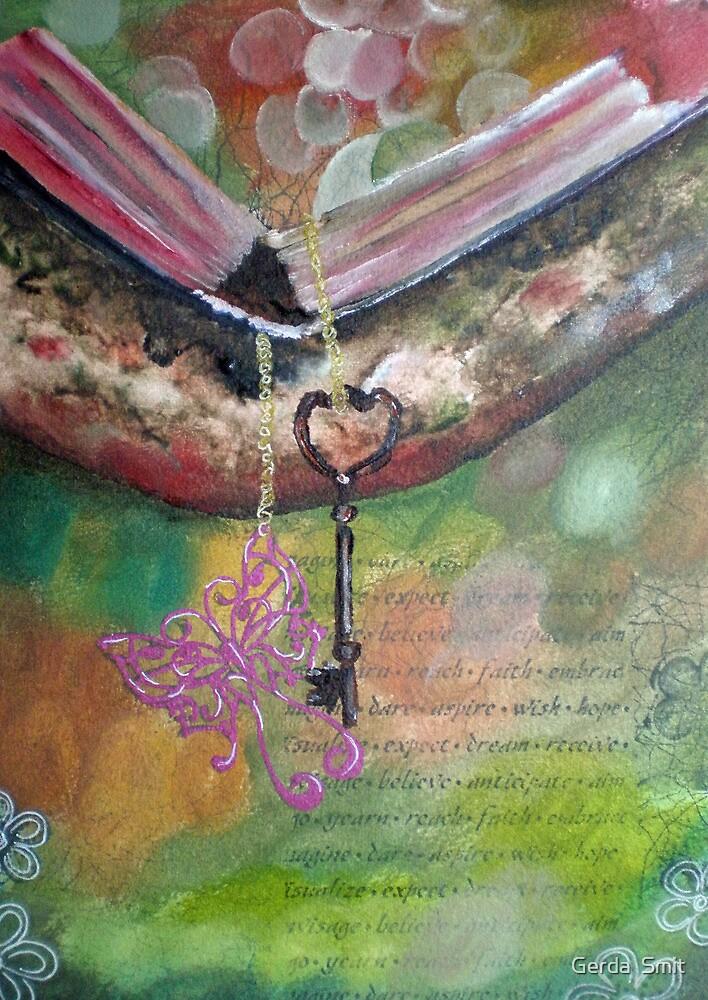 526 Painting by Gerda Smit by Gerda  Smit