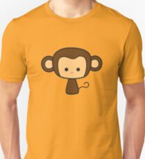Happy Monkey Unisex T-Shirt