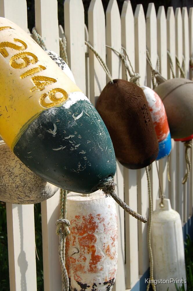 Buoys by KingstonPrints