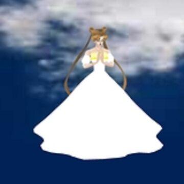 Sailor Moon child by Godofmischief