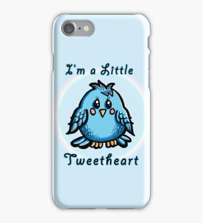 I'm a little TweetHeart iPhone Case/Skin