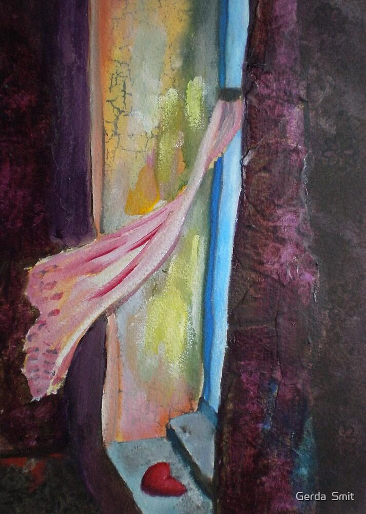 527 Painting by Gerda Smit by Gerda  Smit