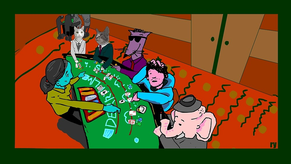 Derryn Lynch Mob - Blackjack by are-why