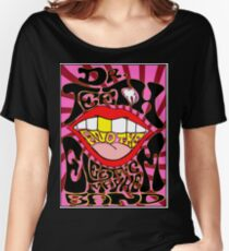 The Electric Mayhem Band - The Lost Concert Poster Women's Relaxed Fit T-Shirt