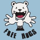 Polar Bear: Free hugs VRS2 by vivendulies