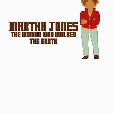 Martha Jones by Littleartbot
