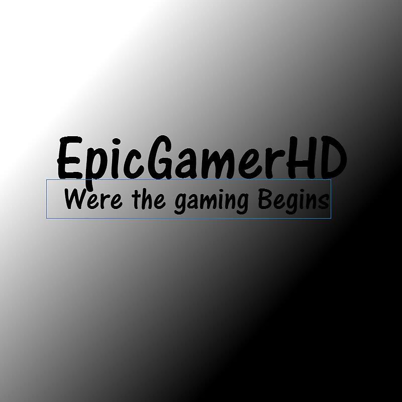 EpicGamerHD the logo by EpicGamerHD