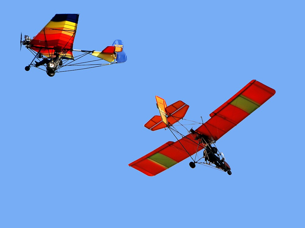 Little Planes by Carolyn  Fletcher