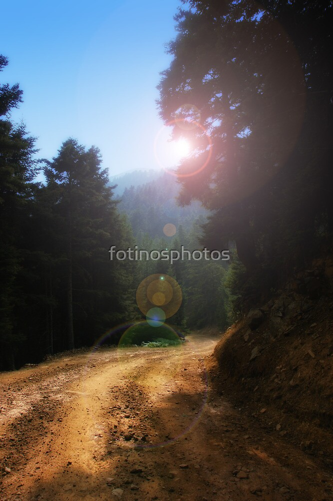 On the way to Paradise by fotinosphotos