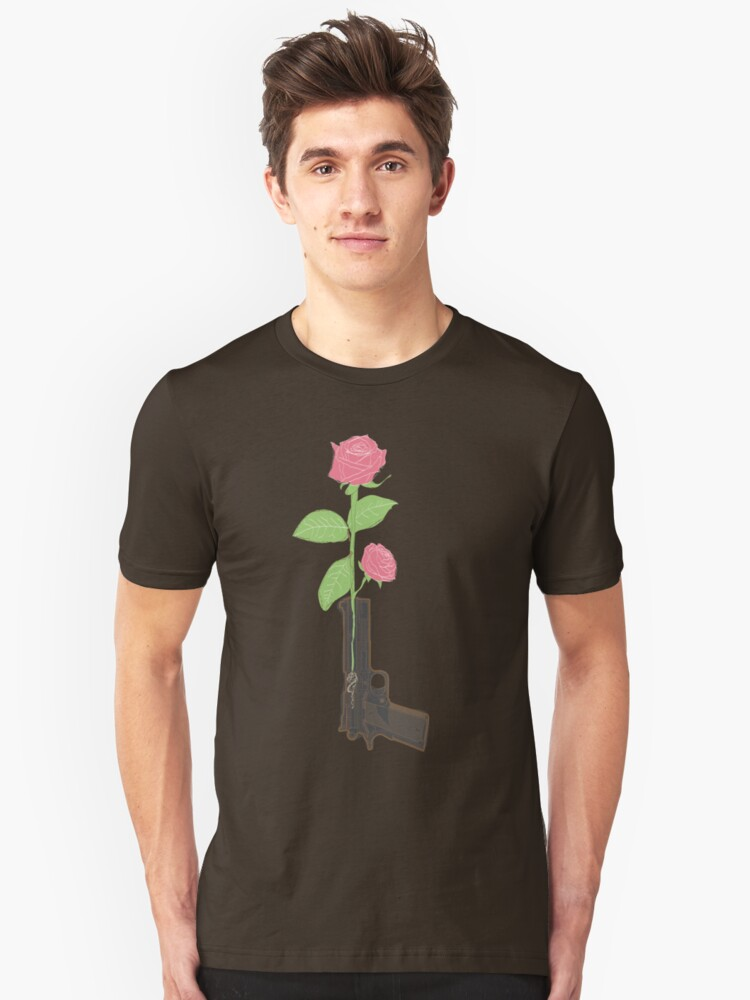 Weapon of Peace Unisex T-Shirt Front