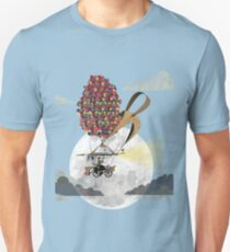 Flying Bicycle T-Shirt