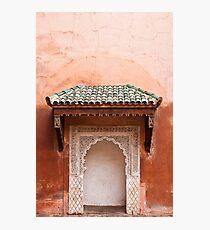The Secret Doorway Photographic Print