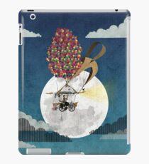 Flying Bicycle iPad Case/Skin