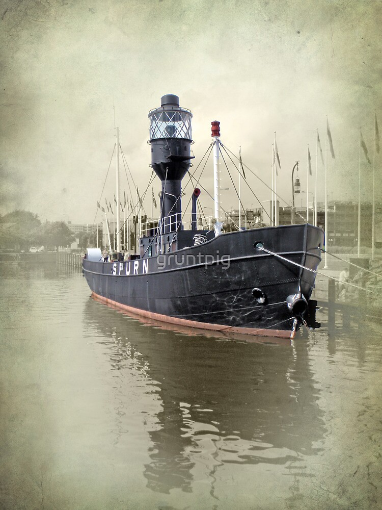 spurn lightship by gruntpig
