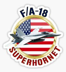F/A-18 SuperHornet  Sticker