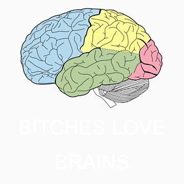 I Study Brains by mattgbush