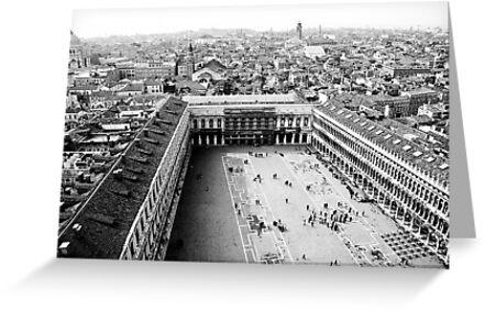 Piazza San Marco by MorganaPhoto