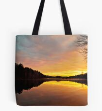 January Morn Tote Bag