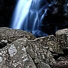Pea Vine Falls by Phillip M. Burrow