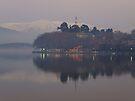 Ioannina Promenade, Pamvotis Lake by Themis