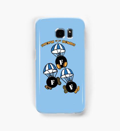 "Droppin ""F"" Bombs Samsung Galaxy Case/Skin"