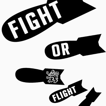 Fight Or Flight Bomb Drop by fightorflight