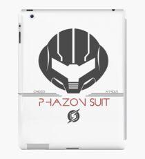 Vinilo o funda para iPad Phazon Suit Tee - Metroid