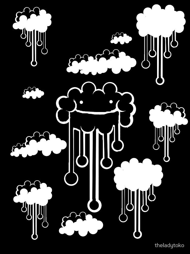 Rain clouds by theladytoko