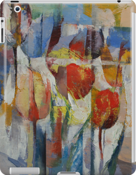 Tulips by Michael Creese