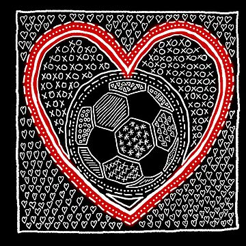 Heart Soccer by funaticsport