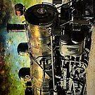 Midnight Train by Scott Hawkins