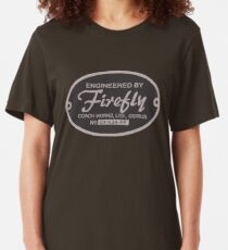 Firefly Coach Works LTD Slim Fit T-Shirt