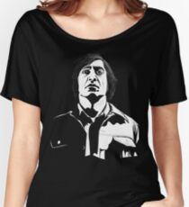 Anton Chigurh (Javier Bardem) No Country For Old Men  Women's Relaxed Fit T-Shirt