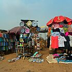 Street Shops Lagos 4 by Warren. A. Williams