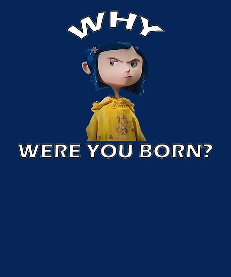 Coraline wybie posters by camptees redbubble coraline wybie by camptees altavistaventures Image collections