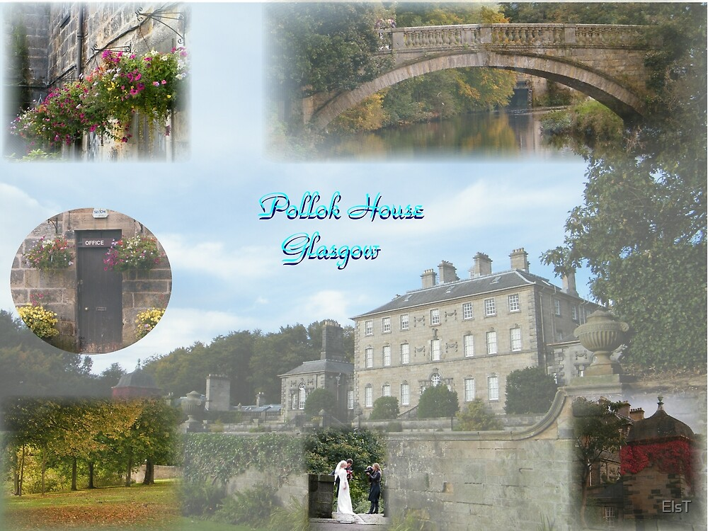 Pollok House, Glasgow by ElsT