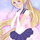 Princess Sailor Moon by Ennemme