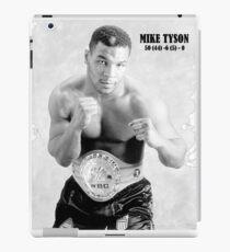 Mike Tyson iPad Case/Skin