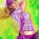 Paula Creamer by JohnnyMacK