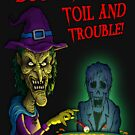 Toil & Trouble by Malcolm Kirk